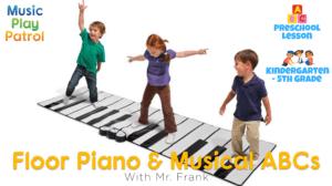Floor Piano Still