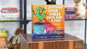 C Jumped Over Three Pots