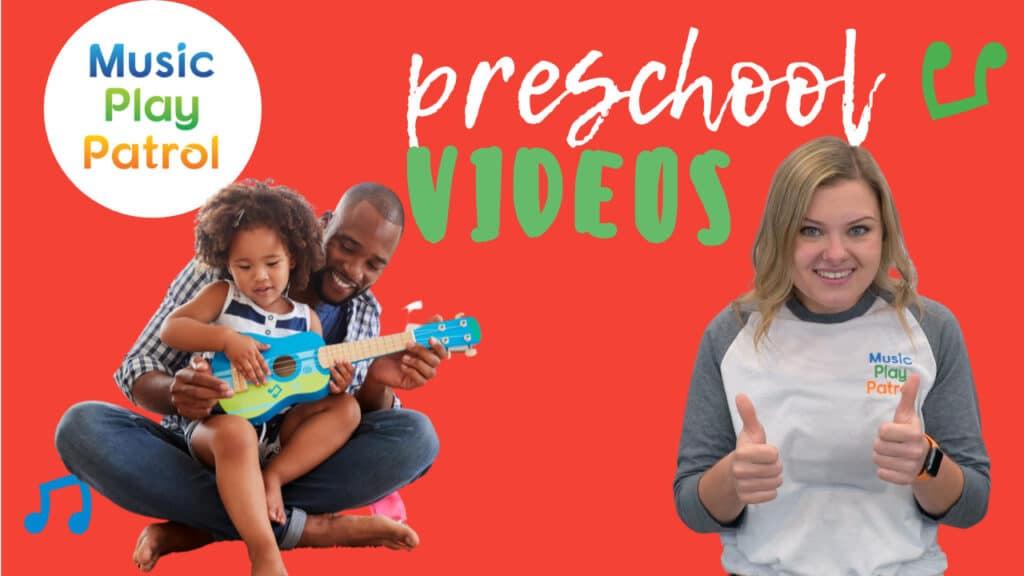 Preschool Videos (3)