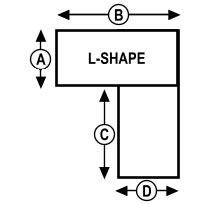 L-shape