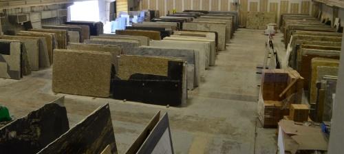 Granite warehouse