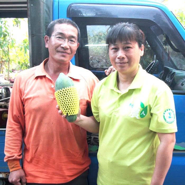 台南青農聯誼會-黃桂英