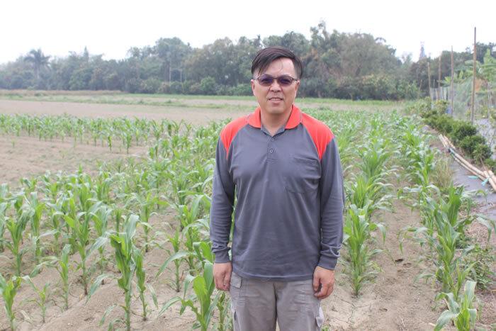 台南青農聯誼會蘇正益