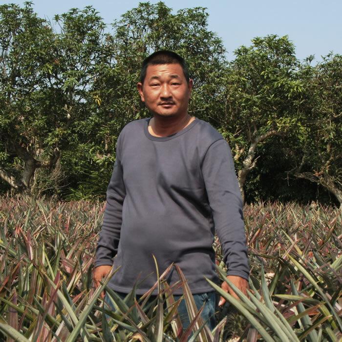台南青農聯誼會林福常