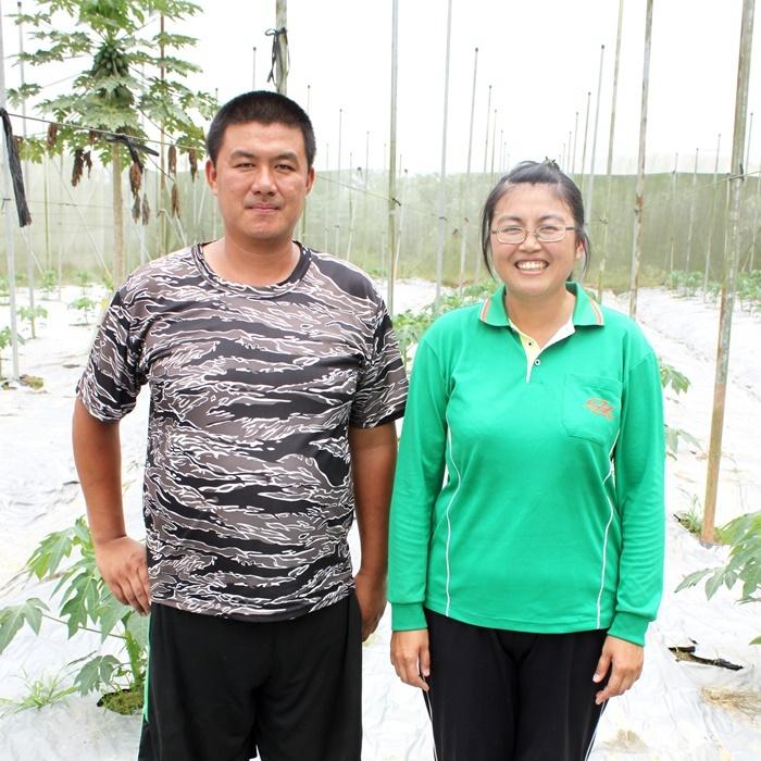 台南青農聯誼會山上小農