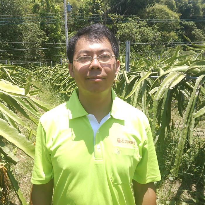 台南青農聯誼會林俊儀