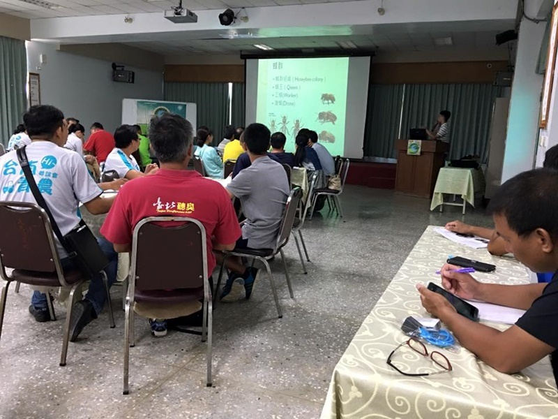 台南青農聯誼會課程