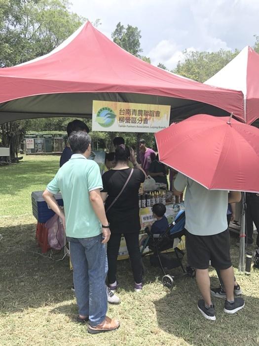 2018623-芒果節展售-台南青農聯誼會