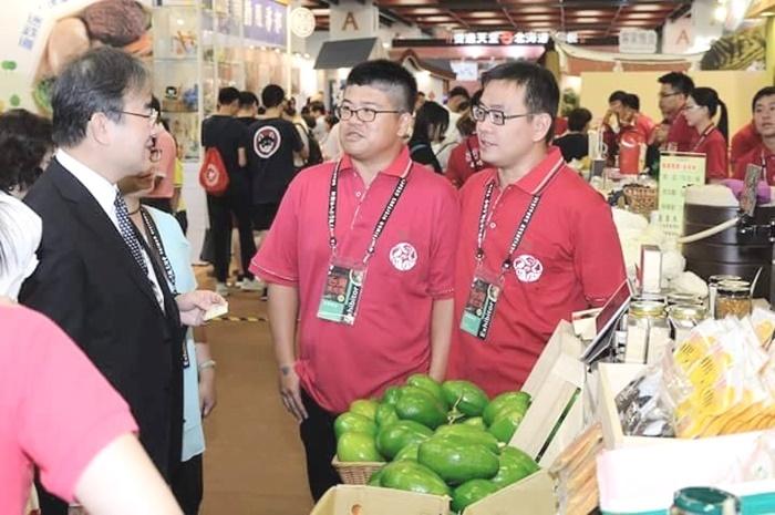 20180810台灣美食展-台南青農聯誼會