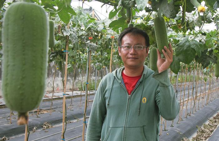 劉皇志 - 台南青農聯誼會