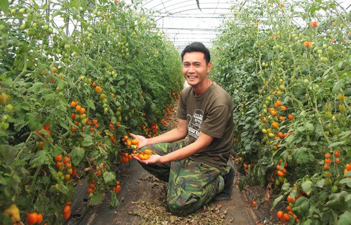 曾志誠 - 台南青農聯誼會