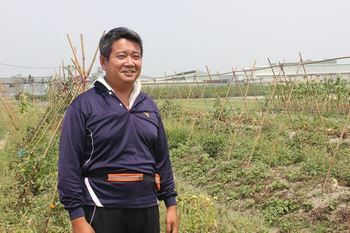 李政旻 - 台南青農聯誼會