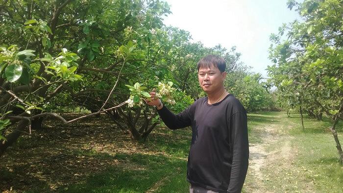 李明彥 - 台南青農聯誼會