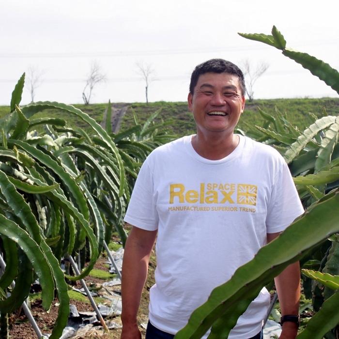 梁良誠 - 台南青農聯誼會