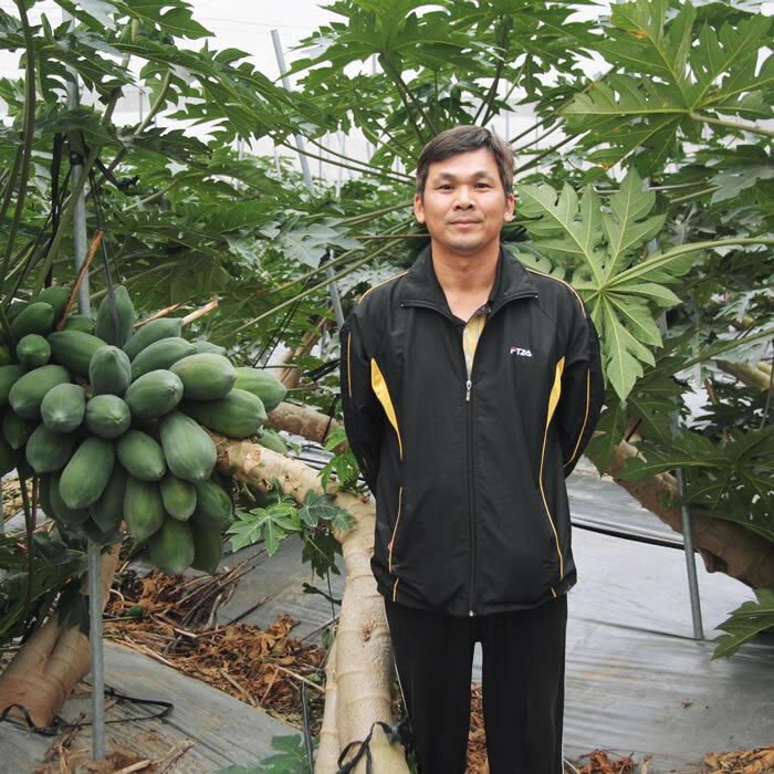 楊朝全 - 台南青農聯誼會