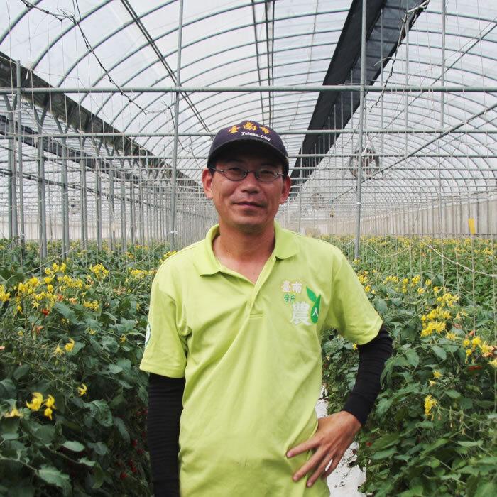 王富洲 - 台南青農聯誼會