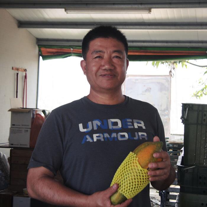 王淼洲 - 台南青農聯誼會