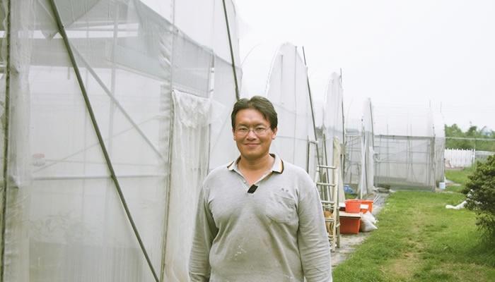 蔡易達 - 台南青農聯誼會
