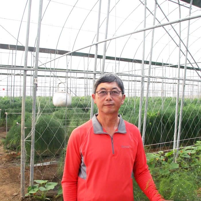 蔡金龍 - 台南青農聯誼會