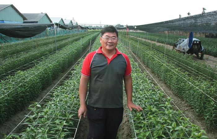 蘇吉春 - 台南青農聯誼會