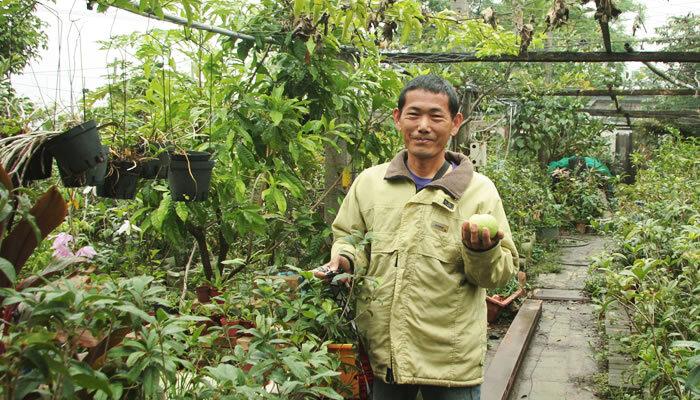 蘇清心 - 台南青農聯誼會