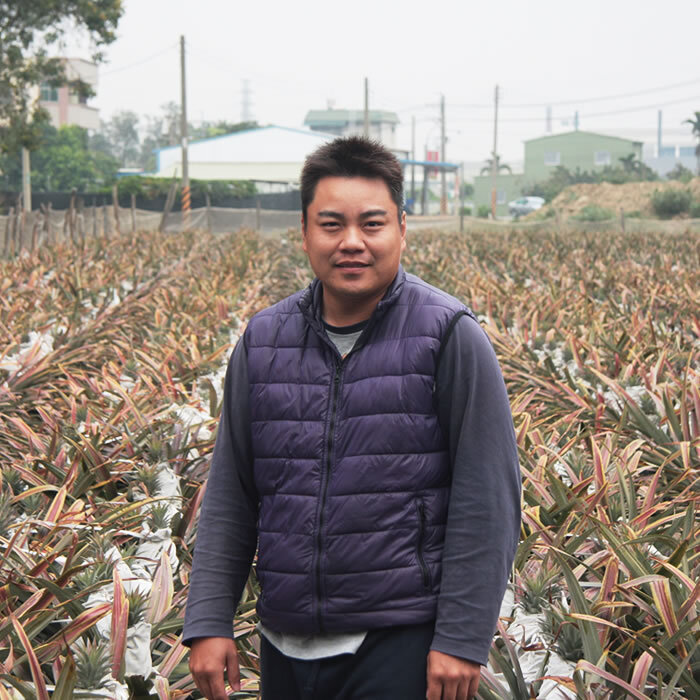 許世沂 - 台南青農聯誼會