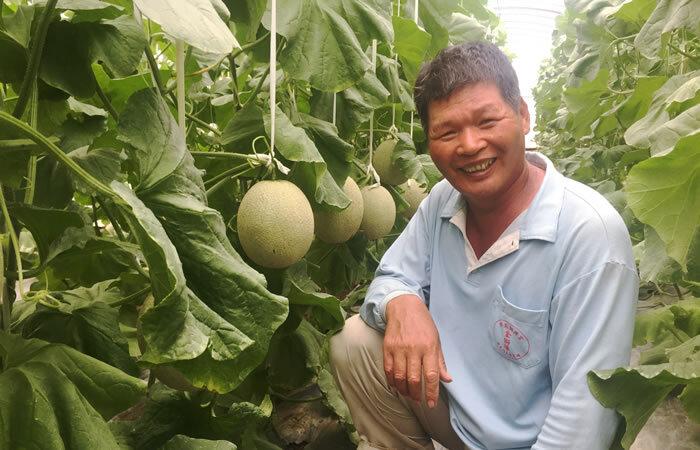許凰誥 - 台南青農聯誼會