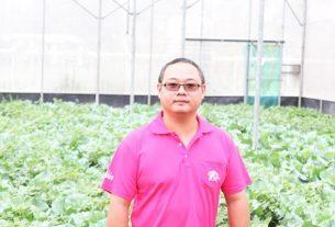 郭偉聖 - 台南青農聯誼會