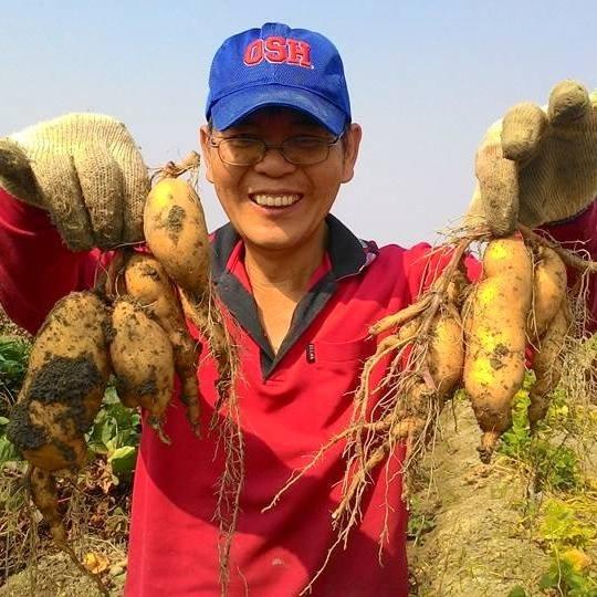 鄭新輝 - 台南青農聯誼會