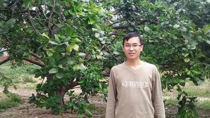 馮愈勝 - 台南青農聯誼會