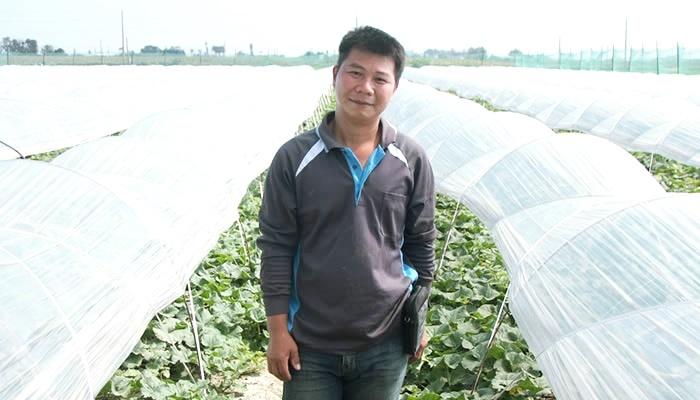 黃俊豪 - 台南青農聯誼會