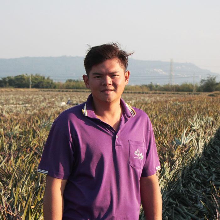 黃啟帆-台南青農聯誼會