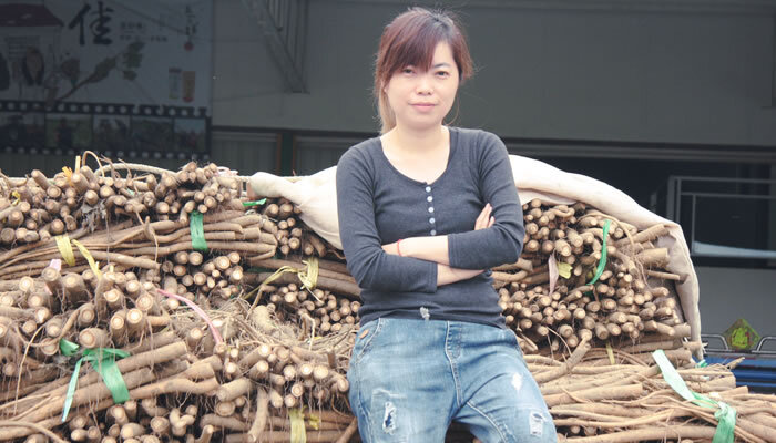 黃雪媚 - 台南青農聯誼會