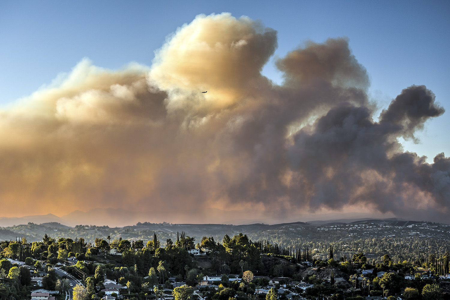 Stanford researchers explain what to expect from wildfire season this year and in the future