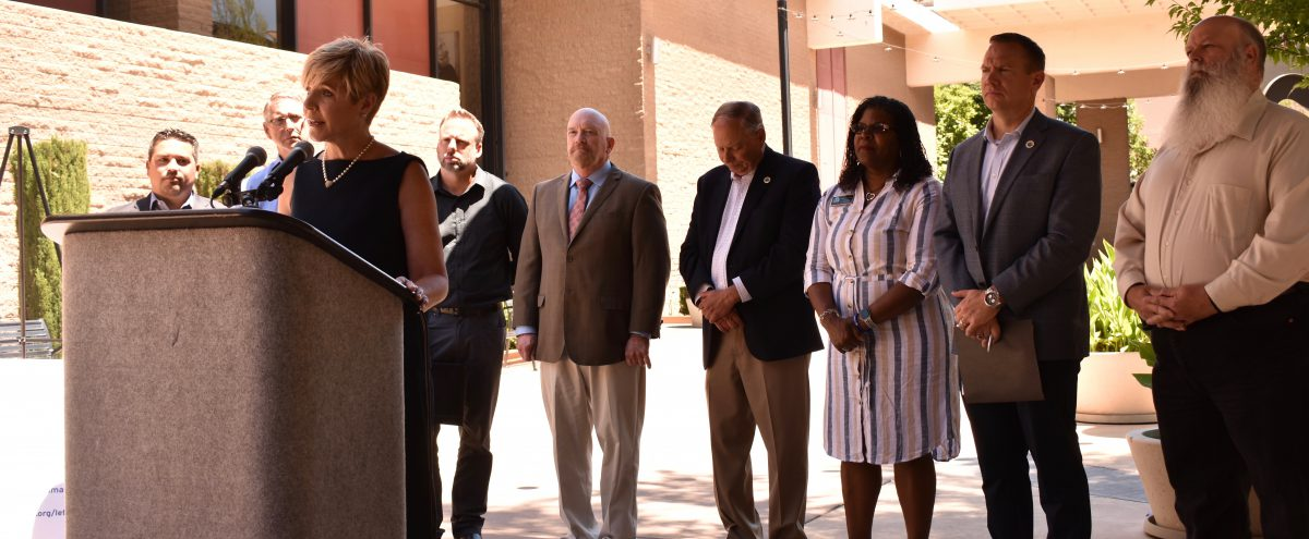 LOCAL LEADERS ADVOCATE FOR ENERGY DIVERSITY