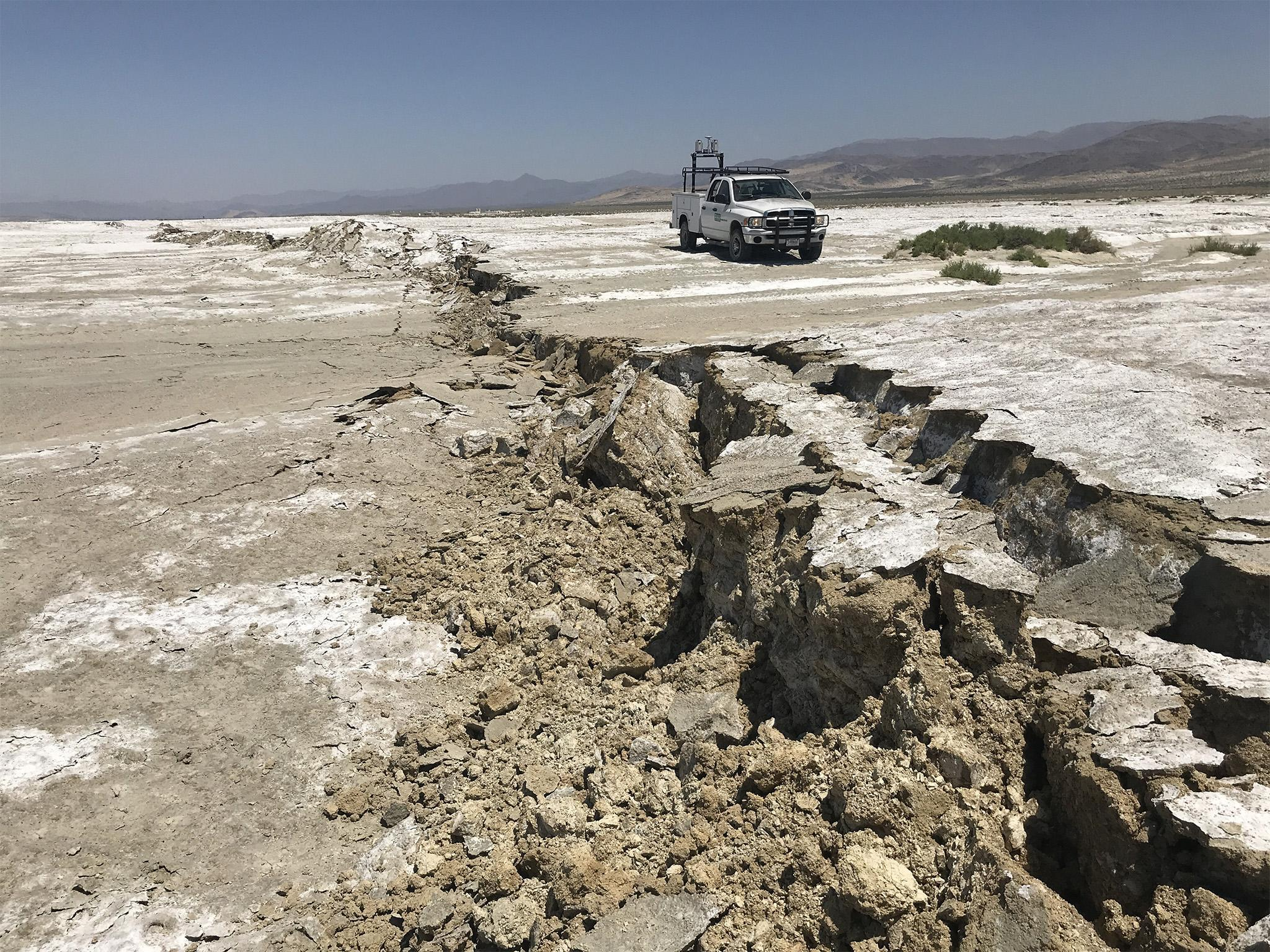 Feds Urged To Restudy Seismic Risk At Nuke Dump Site After California Earthquakes