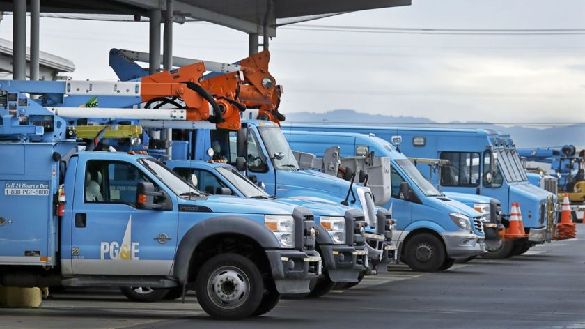 PG&E faces anger, mistrust over power outages: 'It is excessive'