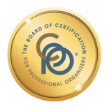 National Association of Productivity & Organizing Professionals. Certified Professional Organizer® (CPO®)