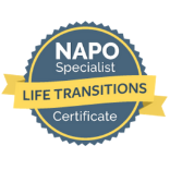National Association of Productivity & Organizing Professionals. Life Transitions Certificate
