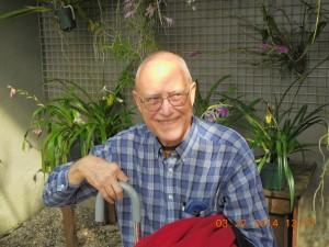 75th Birthday at the Brooklyn Botanical Gardens