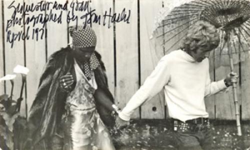 Todd Trexler and Sylvester 1971