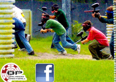 Your Pictures on Orlando Paintball Facebook Page!