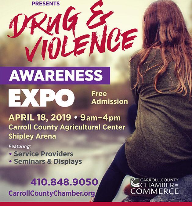 Drug & Violence Awareness Expo April 18th 2019
