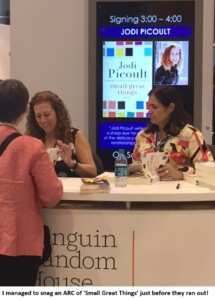picoult signing