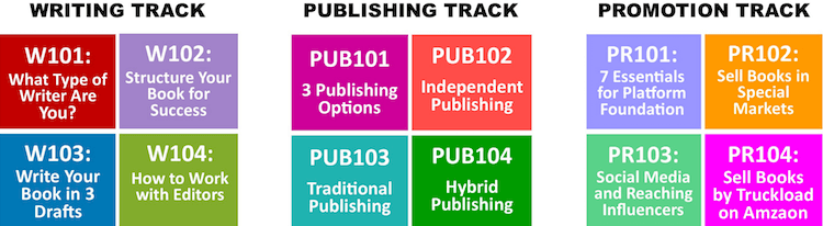 Innovative Help for Authors: Profitable Author Institute