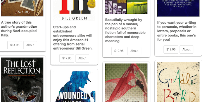 Platform We're Loving: Aerio for Selling And Promoting Your Favorite Books!