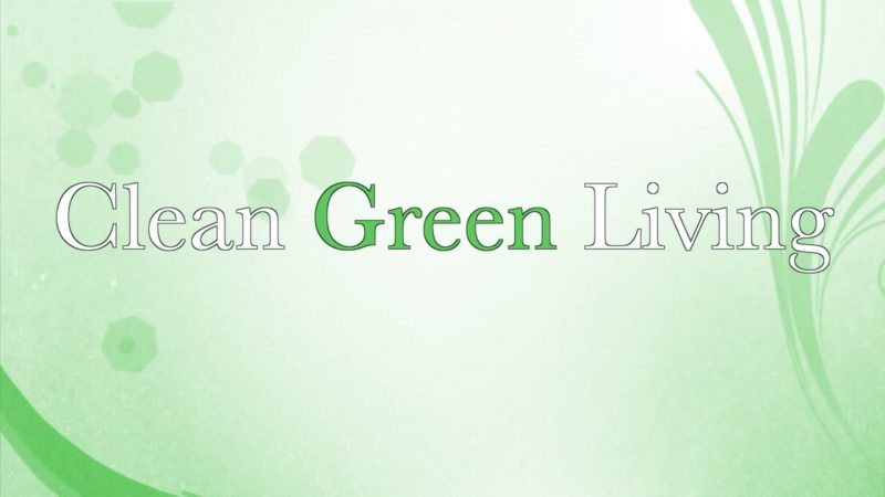 CleanGreenLiving