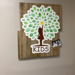 K.I.D.S Therapy Clinic Tour - Logo