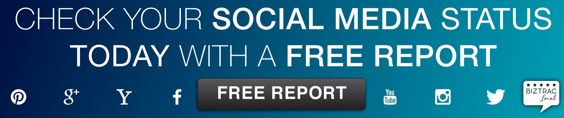 biztrac social media free report