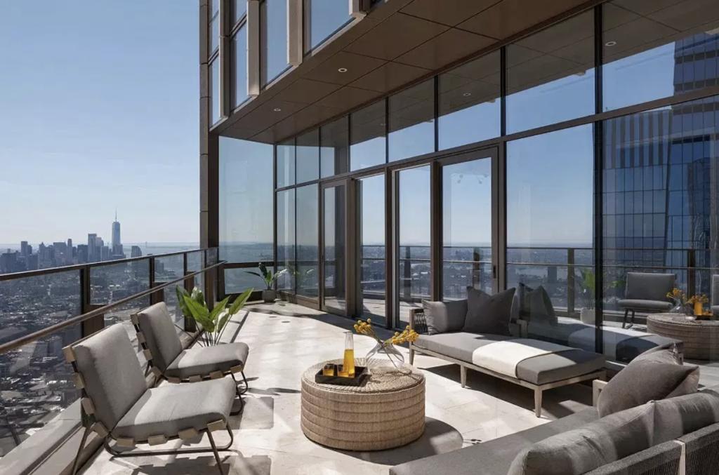 PH 90 Terrace At 35 Hudson Yards